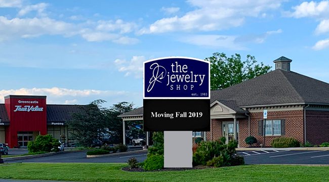 We're Moving Fall 2019